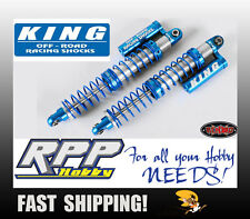 RC4WD King Off-Road Scale Piggyback Shocks w/Faux Reservoir (100mm) (2) Z-D0031