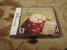 Wordmaster (Nintendo DS) DSI NEW