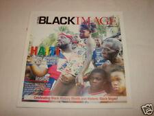 Vegas Black Image Magazine Wyclef Jean Haiti Issue New