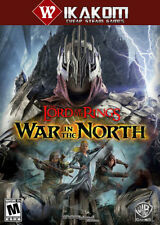 Lord of the Rings: War in the North Steam Digital NO DISC/box ** LIVRAISON RAPIDE! **