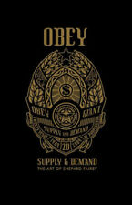 OBEY: Supply and Demand by Shepard Fairey (2018, Hardcover) SIGNED NEW