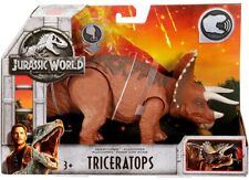 Jurassic World Fallen Kingdom Roarivores Triceratops Action Figure