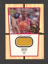 2000 UPPER DECK MICHAEL JORDAN FINAL FLOOR JUMBO CARD FF2 EX-NM (565)