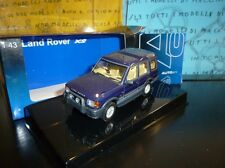1/43 Autoart Auto Art Land Rover Discovery 4WD SUV blu blue blau bleu