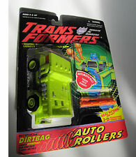 Transformers G2 DIRTBAG Auto rollers New factory Sealed  1994