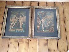 Antiguo Alemán grabados de Adán y Eva renacimiento después de Albrecht Durer?