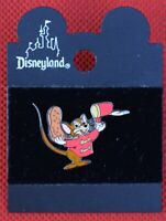 Disneyland DUMBO TIMOTHY MOUSE HOLDING PEANUT Pin - Retired Disney Pins