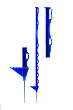 Electric Fencing Posts - Blue Premium Paddock Posts - 10 Pack