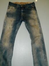 Funky Distressed Replay Waitom grunge style jeans       ( T091)
