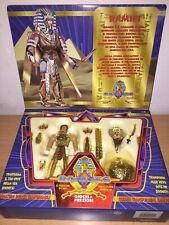 Ramses Il Faraone D'Oro RAMSES Action Figure 15 cm MIB, 1998