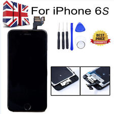 Unbranded/Generic Black Mobile Phone Parts for iPhone 6s