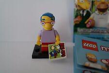 LEGO sammelfiguren 71005 SIMPSONS 1-Milhouse Van Houten-NUOVO
