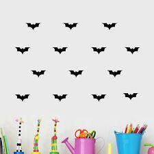 22 pcs/set Batman Hero Logo Vinyl Wall Sticker Kids Room Decals Mural Decor