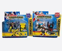 Transformers Ratchet Blizzard Starscream lot 2 Cyberverse Power of the Spark🔥🔥