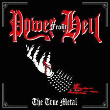 POWER FROM HELL - True Metal CD Sarcofago  Expulser  Mutilator  Chakal