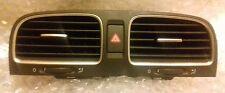 2008-2012 VW Golf Mk 6 central delantera dual de ventilación de aire parte no. 5K0 819 728.