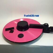 3D Printed Record Cleaning Machine. Bring your old vinyl back to life.