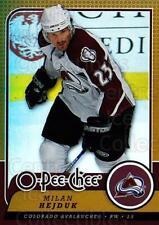 2008-09 O-pee-chee Gold #350 Milan Hejduk