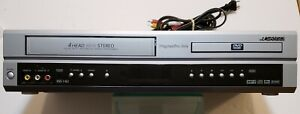 Sansui VCR/DVD player! VRDVD4001. Tested, works. See pictures for details!