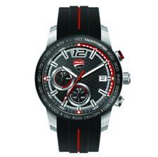 Ducati Corse Redline Quarz-Chronograph Montre à Bracelet Neuf