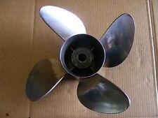 Suzuki DF 150-200-225-250 RH Propeller 4x15x26 4-Blades Outboard