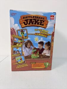 Rattlesnake Jake Get The Gold Before He Strikes! Game by Goliath Ages 4+ New