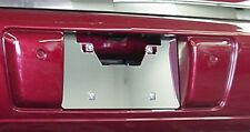 Cadillac DTS 2006 2007 2008 2009 2010 2011 Chrome LICENSE PANEL TRIM!!