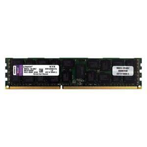 KINGSTON KVR13R9D4/16 16GB MODULE DDR3 2Rx4 PC3-10600R 1333MHz DIMM MEMORY RAM