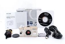 PENTAX Q-S1 Digital Mirrorless SLR camera Gold body only w/Box[Near Mint]#572230