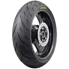 Neumáticos y cámaras de ancho de neumático 190 para motos