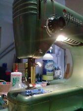 macchina da cucire HUSQVARNA VIKING  zig zag pelle ricamo
