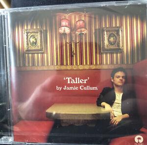 Taller - Jamie Cullum New Sealed Cd Free Post U.K.