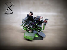 Asesino skaven assassin Warhammer age of sigmar propainted