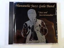 Hanseatic Jazz Gala Band - Jazz und Jazzverwandtes - /CD TOP + RAR (O92
