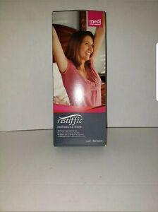MEDI RESTIFFIC RESTLESS LEG FOOT WRAP SZ II MENS/WOMENS *OPEN BOX*