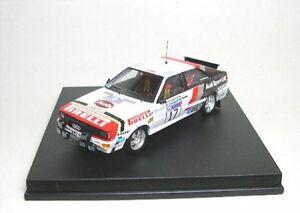 Audi Quattro No. 17 Rac Rally 1982