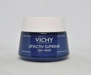 Vichy Liftactiv Night Supreme 50 ml Global Anti-Wrinkle And Firming Care