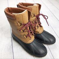 Gap Kids 3M Thinsulate Duck Snow Boot Size 5/6