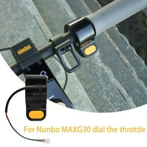 1 Pcs For Ninebot MAX G30 Durable And Practical Electric Scooter Accelerator