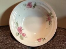 "Gibson Roseland Rimmed Cereal Bowl 6 1/2"" Multiples Available"