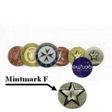 Série 1 cent à 2 euros MALTE 2019 - Mintmark (poinçon) F - Brillant Universel