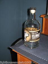 Tim Smith Climax Lightning Moonshine Empty Bottle Moonshiners & Bonus Orig. Box!