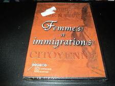 """LOGICIEL PC NEUF """"FEMME(S) ET IMMIGRATION(S)"""""""