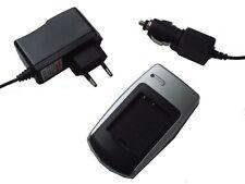 Chargeur pour PANASONIC LUMIX DMC-TZ1 TZ2 TZ3 TZ4 TZ5
