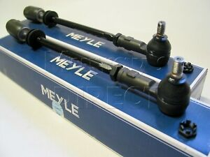 Pair Meyle Track Tie Rods VW Mk1 Golf 1976-83 inc GTi Convertible and Scirocco