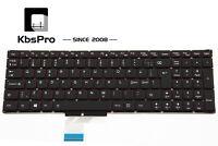 For Lenovo IdeaPad Y50 Y50-70 Keyboard Nordic Swedish Danish Norwegian Backlit