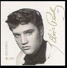 US 5009a Elvis Presley imperf NDC single stamp MNH 2015