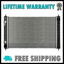 New Radiator For Nissan Altima 07-15 Maxima 09-16 2.5 L4 3.6 V6 Lifetime Waranty
