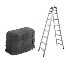 2X Rubber Ladder Feet Non-Slip Step Ladder Grip Feet Foot Replacement Home Tool