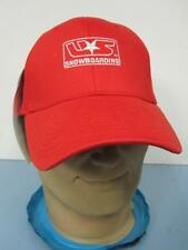 US SNOWBOARDING red TEAM select fit baseball hat cap New Old Stock